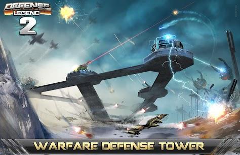 Tower defense Apk Mod Dinheiro Infinito 8