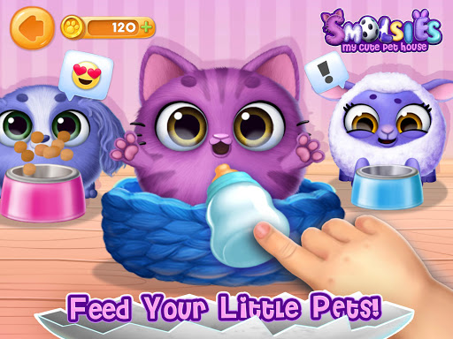Smolsies - My Cute Pet House android2mod screenshots 14
