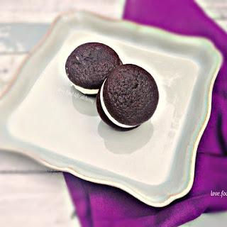 Chocolate Whoopie Pies.