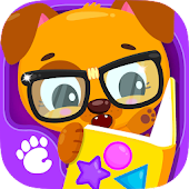 Cute & Tiny Shapes - Kids Learn Colors & Geometry Android APK Download Free By Cute & Tiny Baby Games