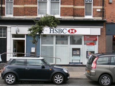 HSBC on Boldmere Road - Banks & Other Financial Institutions