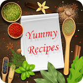 Yummy Recipes Cookbook