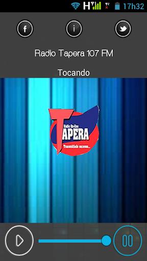 Rádio Tapera 107 FM