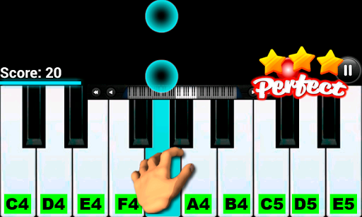 レアルピアノ