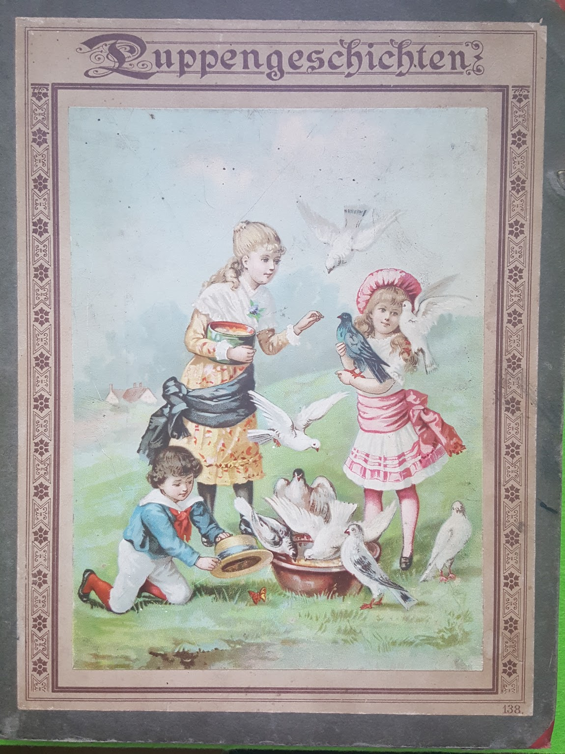 Emmy Friedberg - Puppengeschichten - 1888