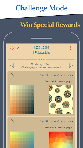 About Color Puzzle Game Download Free Hue Wallpaper
