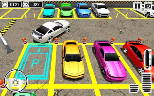 App Car Parking Rush APK for Windows Phone