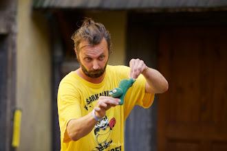 Photo: GRABŠTEJN WORLD FEST 2014; JAKUB FOLVARČNÝ - Cirkus Prdítko