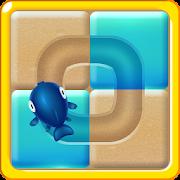 Unblock Fish - Sliding Tile Puzzle
