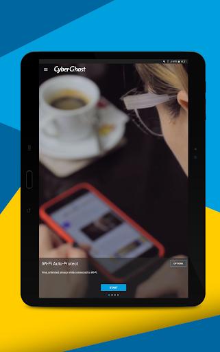 CyberGhost VPN  screenshots 5