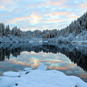 by Inger Lefstad - Landscapes Waterscapes