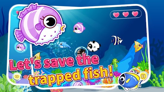 Rescue the Fish By BabyBus- screenshot thumbnail