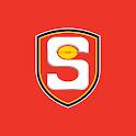 The Official SANFL App icon