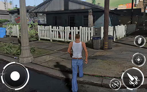 Grand Auto Theft Gangsters San City Andreas 1.1 screenshots 6