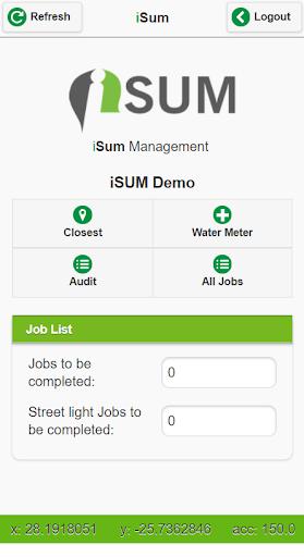 Download iSUM Water 3.1.5 2