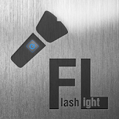 Flashlight - stylish metal design