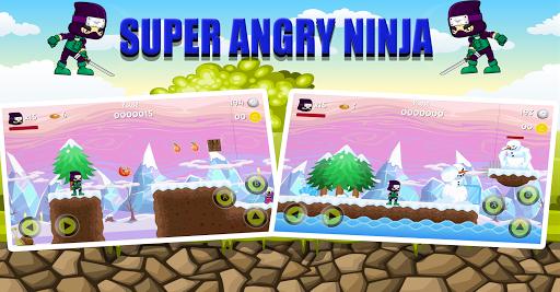 بطل النينجا الغاضب - super angry ninja image | 8