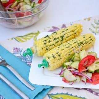 Herbed Corn & Tomato Salad