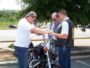 Photo: Blessing J.B. Clifton's Bike