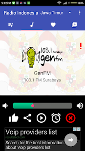 Radio Indonesia Lengkap- screenshot thumbnail