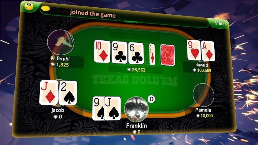 Poker Texas Holdem Screenshot