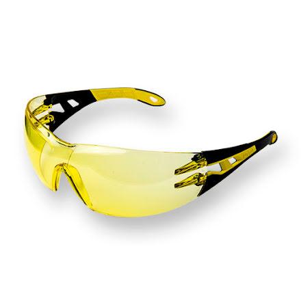 Skyddsglasögon Pheos Yellow Uvex