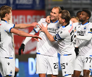 Bruges se fait peur mais s'envole en tête du championnat