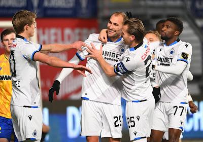 Suivez en DIRECT commenté le choc entre le Club de Bruges et le KRC Genk