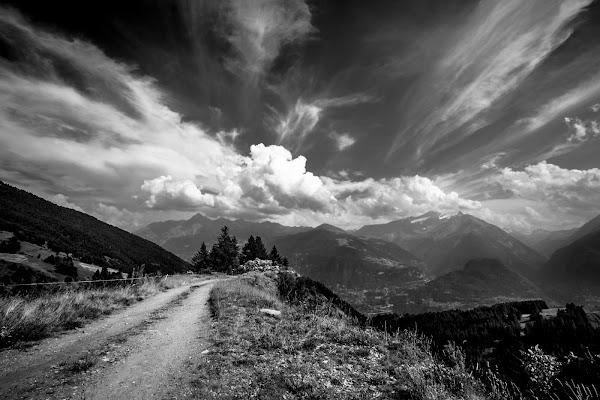 Le nuvole indicano la strada di BeatiAndrea