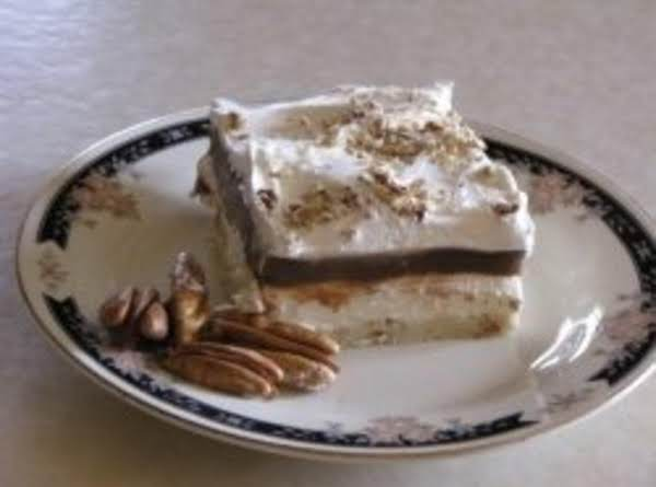 Icebox Supreme Dessert Recipe