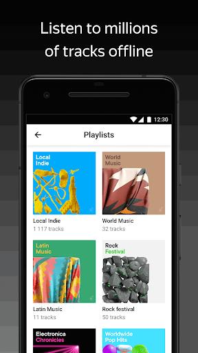 Yandex Music u2014 listen and download Apk apps 6