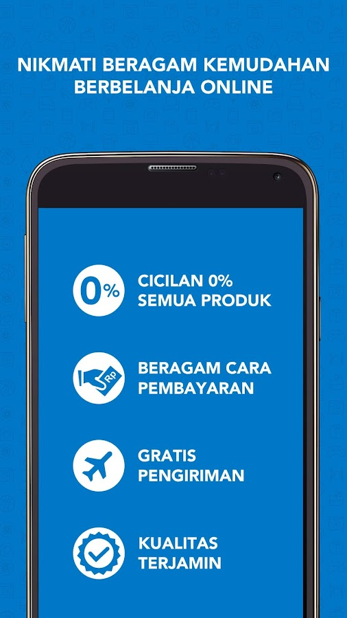 Blibli online shop