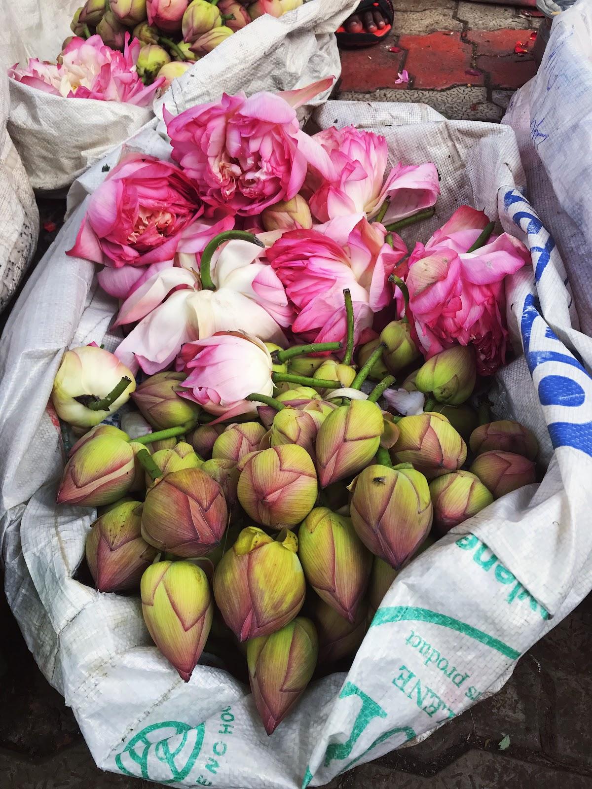 שוק הפרחים במדוראי