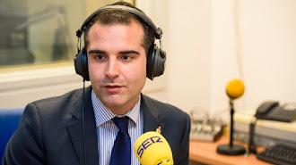 El alcalde de Almería, en Cadena Ser, en una imagen de archivo.