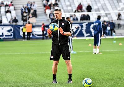 """Grégory Coupet revient sur son départ de l'Olympique Lyonnais : """"Je ressens une incompréhension"""""""