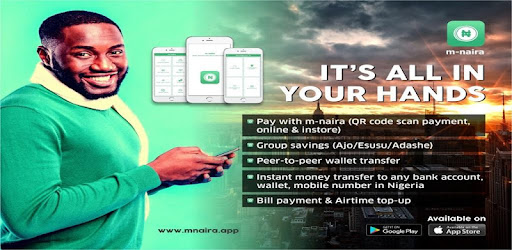 m-naira App- Send,Receive,Pay,Save Cash Instantly - Apps on