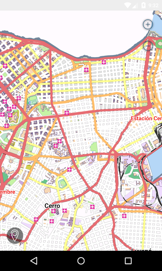 MyCuba Map- screenshot