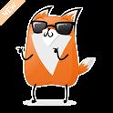 Fox Stickers WAStickerApps icon