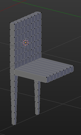 How to Create A Simple Chair in Blender 3