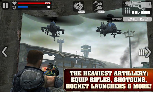 FRONTLINE COMMANDO screenshot 11