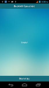 Easy Call Blocker screenshot 4