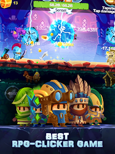 Tap Knight - RPG Clicker Hero Game (Unreleased)- screenshot thumbnail
