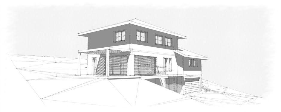 Vente villa 5 pièces 180 m² à Cuvat (74350), 1 184 500 €