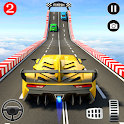 Extreme Stunt Car Games: Ramp Car Stunt Games 2020 icon