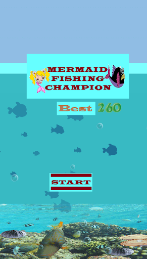 game mermaid fishing champion