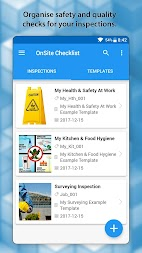 OnSite Checklist - Quality & Safety Inspector APK screenshot thumbnail 17