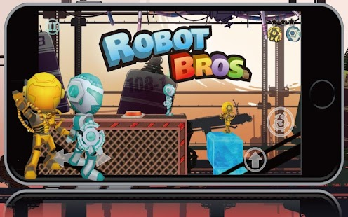 Robot Bros- screenshot thumbnail