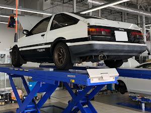 スプリンタートレノ AE86 GT-APEX・S59のカスタム事例画像 sasashu86さんの2018年10月30日13:18の投稿