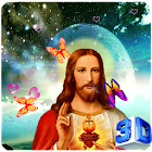 3D Jesus  Wallpapers icon