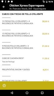 Chicken Xpress Esparreguera - náhled